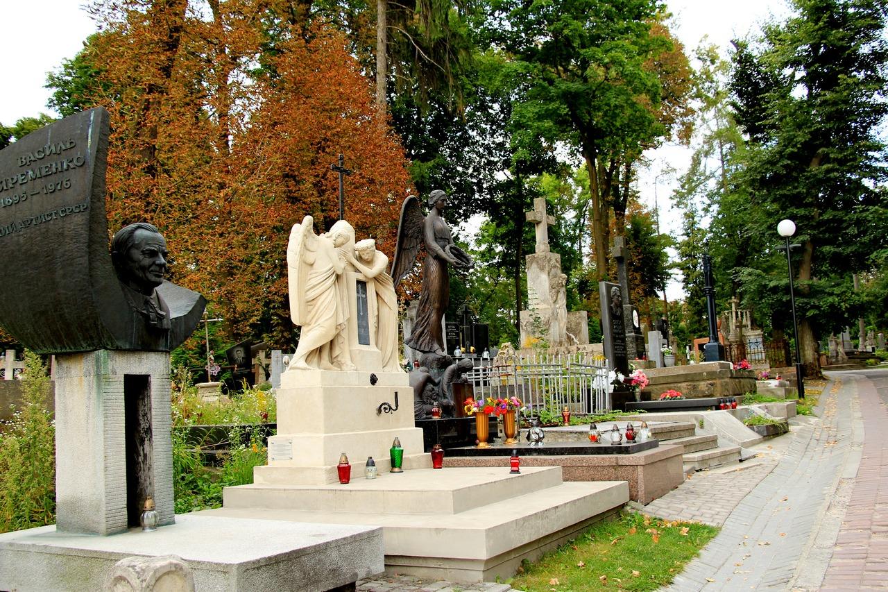 Личаківське кладовище та його історія