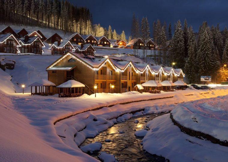 Новогодние и Рождественские туры 6 дней в новогодних Карпатах