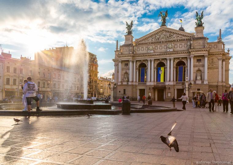 Екскурсії Львовом 7 чудес Львова