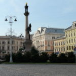 Austrian and the princely Lviv