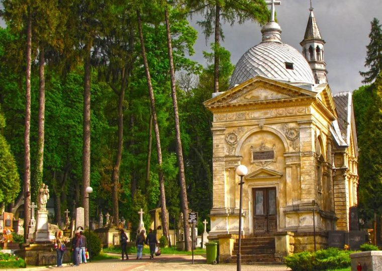 Excursions in Lviv Austrian and the princely Lviv