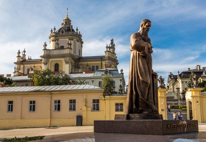 Екскурсії Львовом Австрійський та княжий Львів