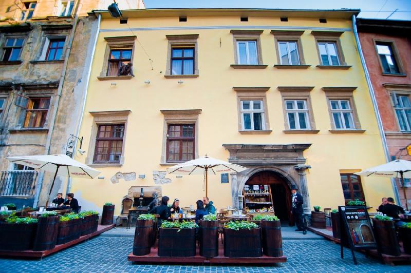 Площа Старий Ринок у Львові. Що про неї відомо?