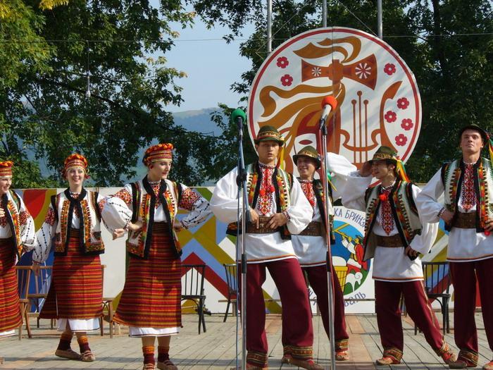 Фестивалі Фестиваль «Гуцульська бринза»