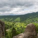Крепость Тустань и водопад Каменка