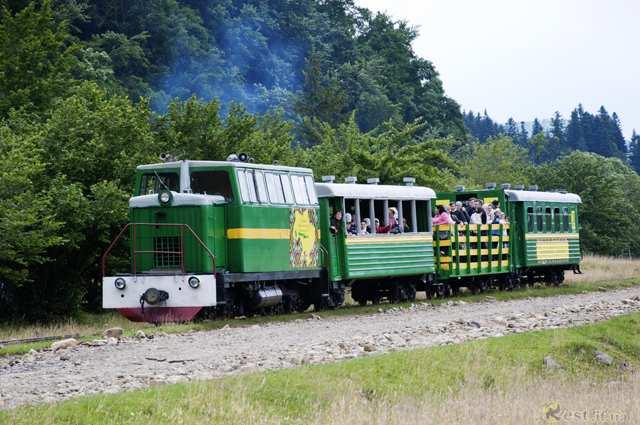 Одноденні екскурсії Карпатами та Закарпаттям Карпатський трамвай