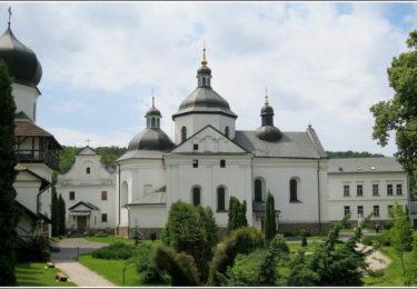 Королевская Жовква и Креховский монастырь