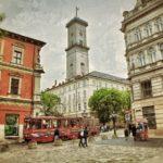 На канікули до Львова