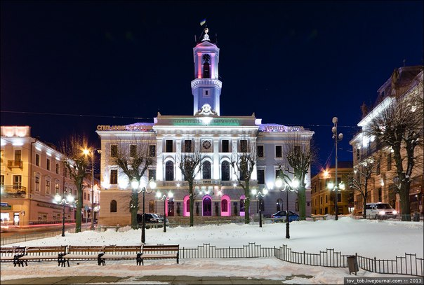 Новогодние и Рождественские туры Новогодние Черновцы, Каменец и не только