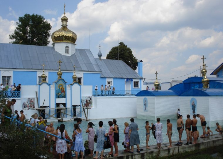 Тури Західною Україною Львів+Почаїв