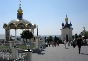 Почаївська Лавра: Божа гора та джерело Святої Анни