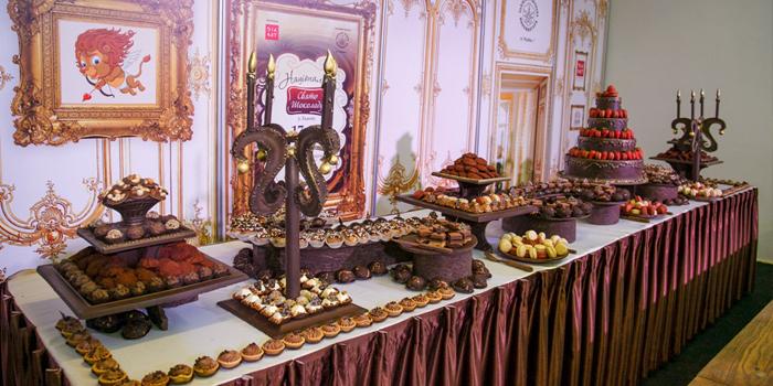 Фестивалі Свято шоколаду