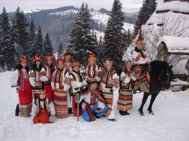 Новогодние и Рождественские туры Сочельник и Рождество на Гуцульщине