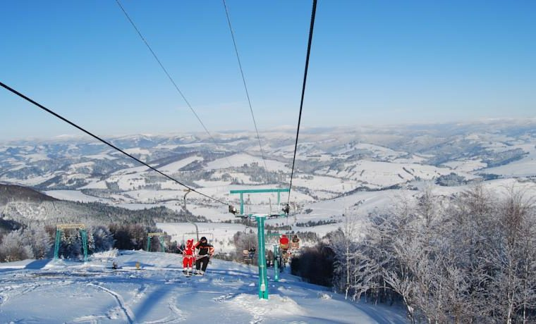 Новогодние и Рождественские туры Новый год в Карпатах (Манява-Драгобрат)