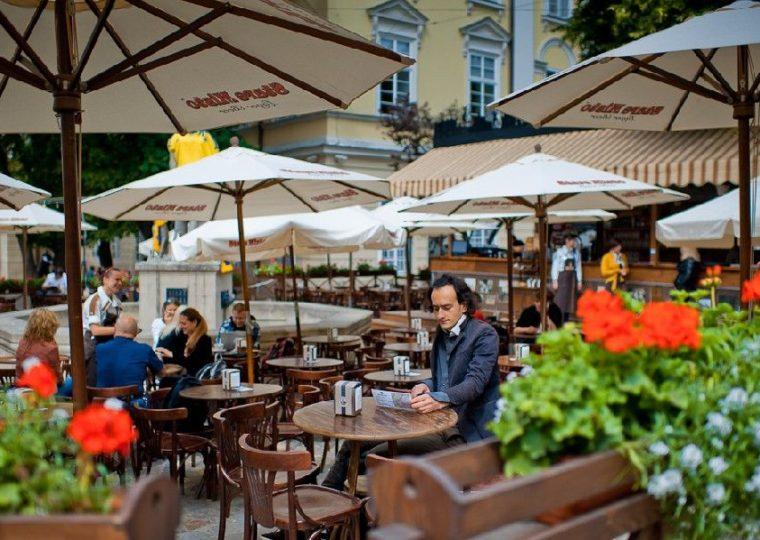 Туры во Львов Весна во Львове