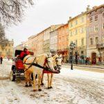 Загадковий та казковий  новорічний Львів