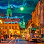 Загадочный и сказочный новогодний Львов