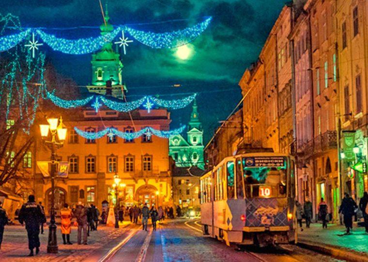Новорічні та Різдвяні тури Загадковий та казковий  новорічний Львів
