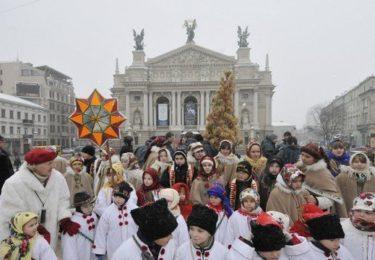 Зимние фестивали Львова