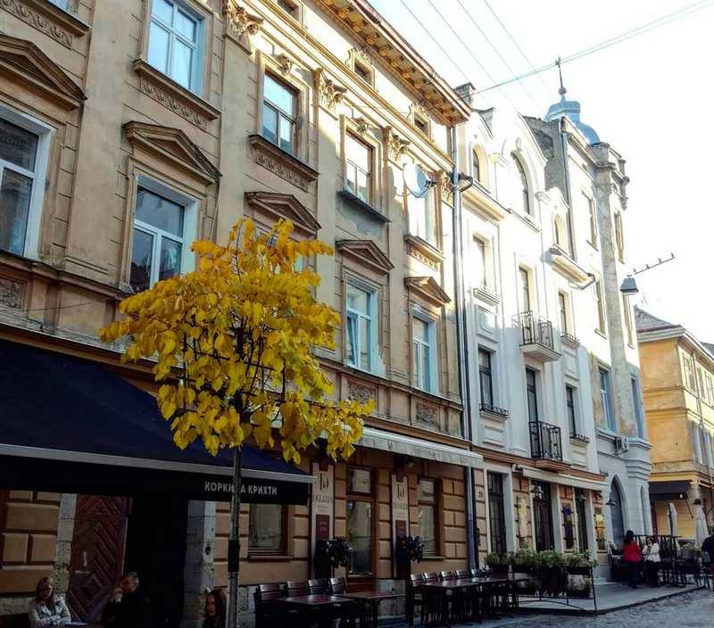 На яких фестивалях потрібно побувати у Львові восени?