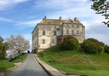 5 цікавих фактів про Олеський замок
