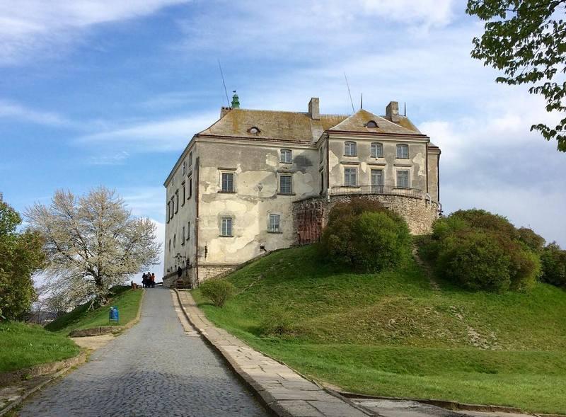 5 интересных фактов об Олесском замке