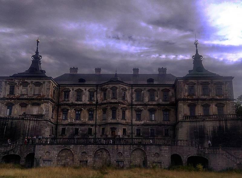 Історія про привида Підгорецького замку