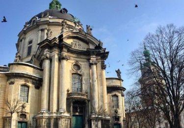 Домініканський костел у Львові. Трохи з історії