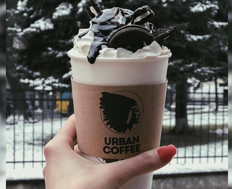 Наш топ-4 coffee to go во Львове