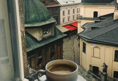 Як з'явилась кава у Львові