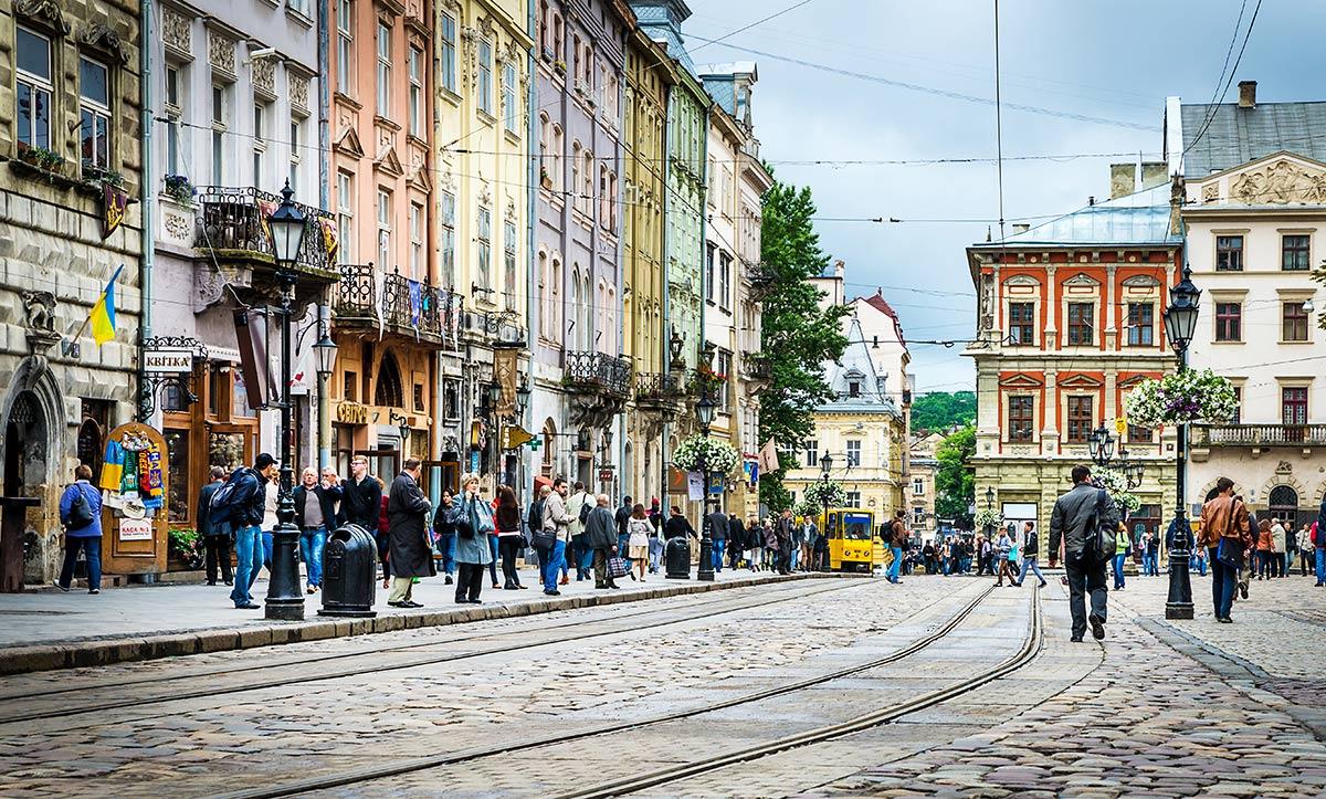 тури Львовом, екскурсії по Львову