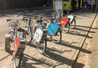 Велосипедная прогулка по Львову