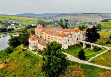 Свиржский замок и Унивский монастырь
