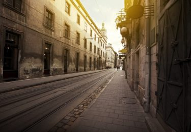 Легендарные улицы Львова
