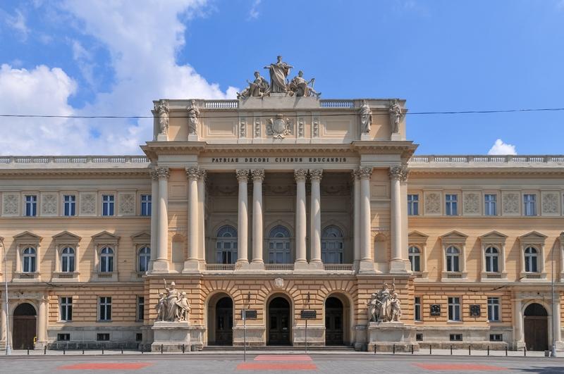 5 самых красивых высших учебных заведений Львова