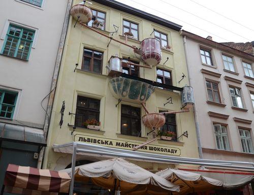 Дитячі тури На хвилинку до Львова
